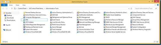 Task Scheduler Changes in Windows Vista and Windows Server