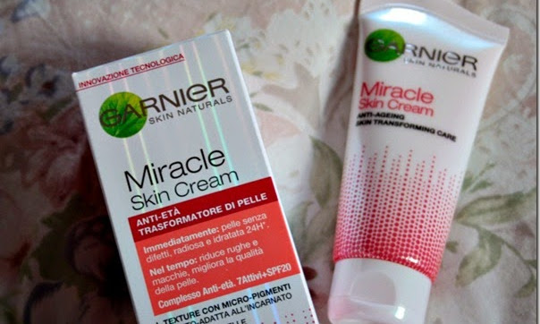 Review Garnier Miracle Skin Cream*
