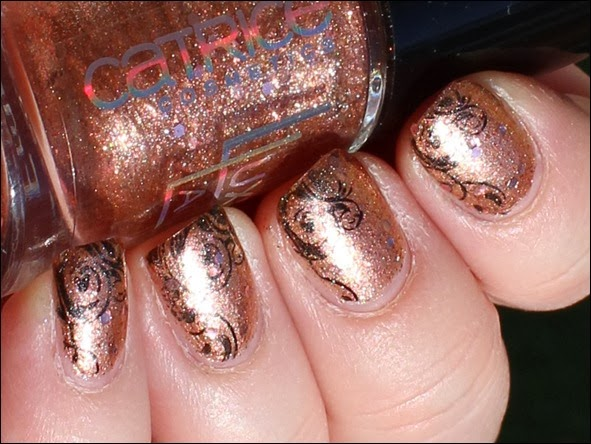 Catrice Luxury Laquers Million Brilliance C08 Glitter me if you can 10