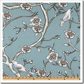 Dwell Studio Vintage Blossom Azure UI-136
