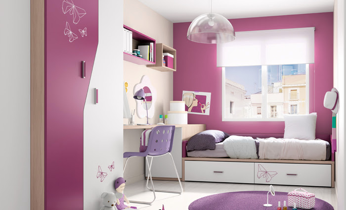 dormitorios infantiles en el d a internacional del ni o. Black Bedroom Furniture Sets. Home Design Ideas