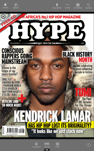 HYPE Magazine HD