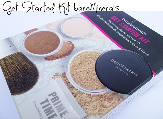 Get Started Kit bareMinerals