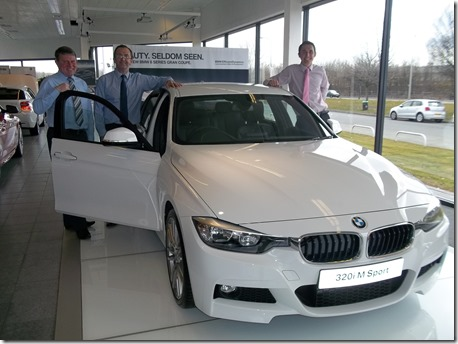 Crewe Blue Bell BMW Ultimate Drive Event
