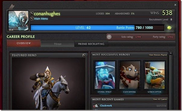 Dota 2 dating hjemmeside