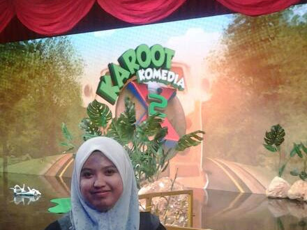 Ww: Karoot Komedia X2 with Geng Blogger