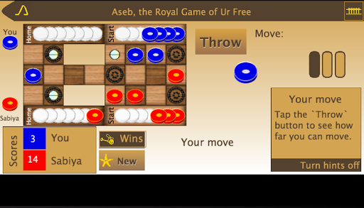 Aseb the Royal Game of Ur Free