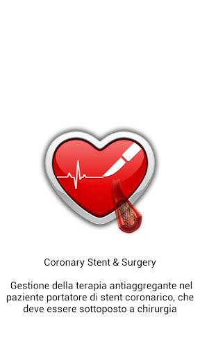 Stent Surgery