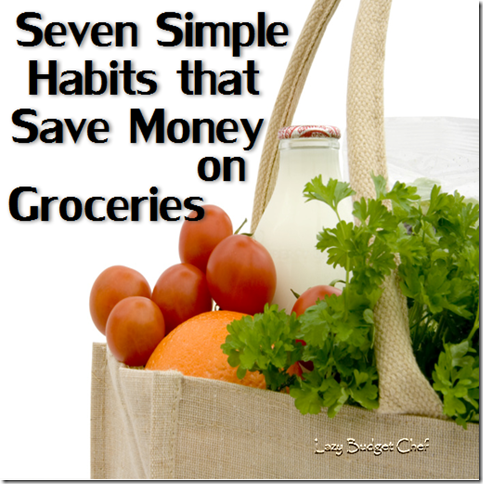 seven easy tips to save money on food