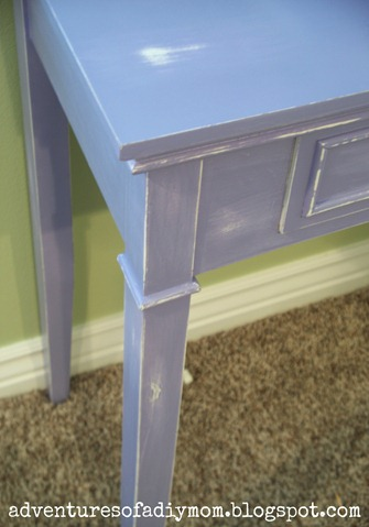 Sewing Table Makeover (1)