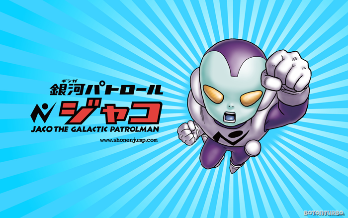 Jaco the galatic patrolman
