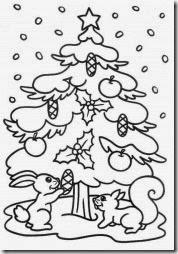 colorear navidad  jugarycolorear(14)