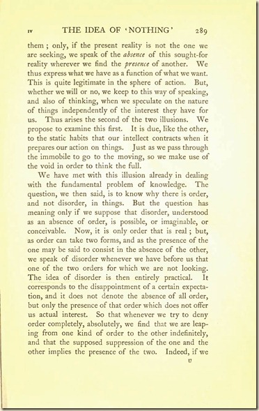 Bergson. Creative Evolution. 1911 creativeevolutio00berguof.test.t_Page_303