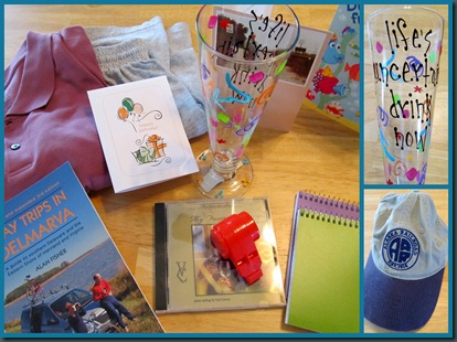 bday gifts collage