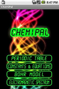 ChemiPal- screenshot thumbnail