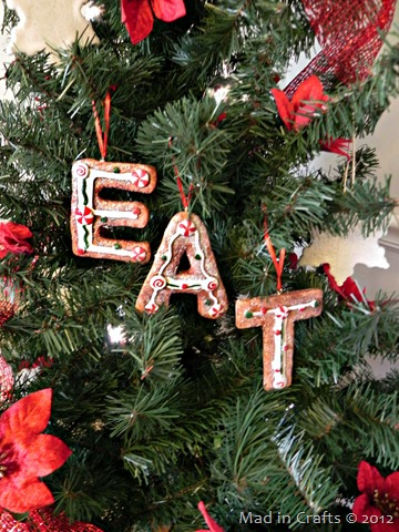 EAT ornaments