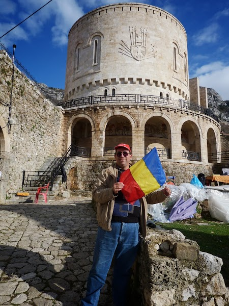 Obiective istorice Albania: Cetatea Kruje