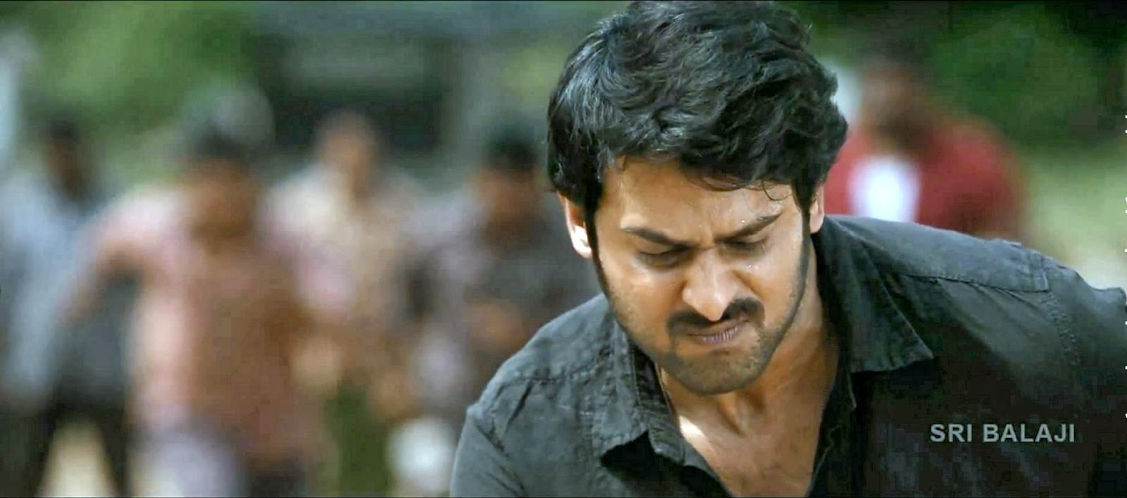 Prabhas Fans Forever: Rain Fight Snaps From Mirchi Movie