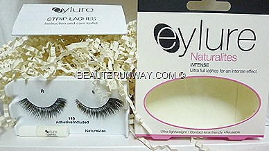Bella Box Eylure eyelashes  Party Box