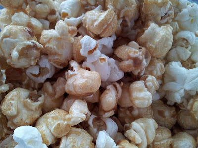 popcorn, Paulton Park food, Peppa Pig World food