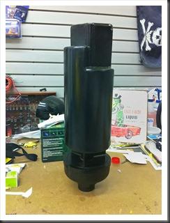 Bubba's Garage: Installing a Steam Train Whistle in the Garage