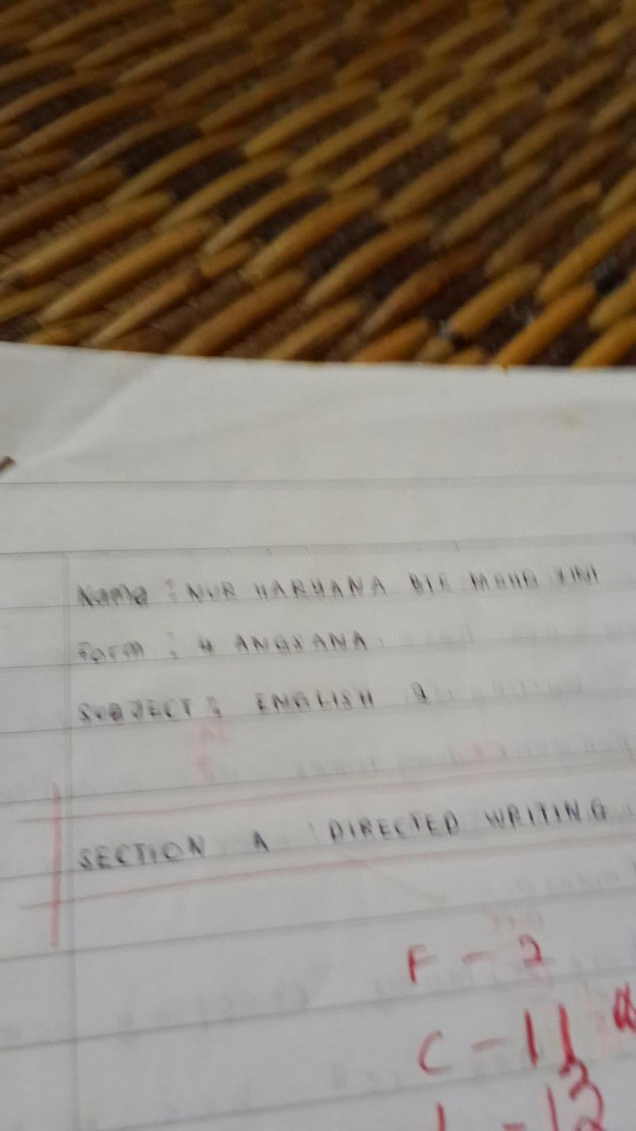 short essay on my classroom madrat co short