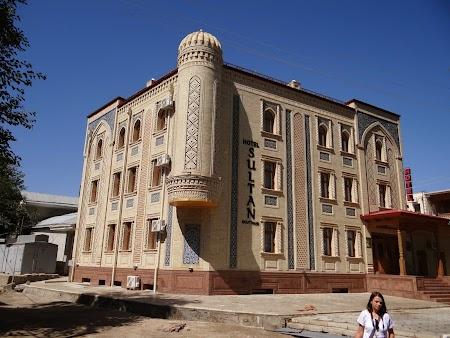07. Hotel Sultan Samarkand.JPG