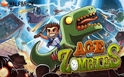Age of Zombies Screenshot 1