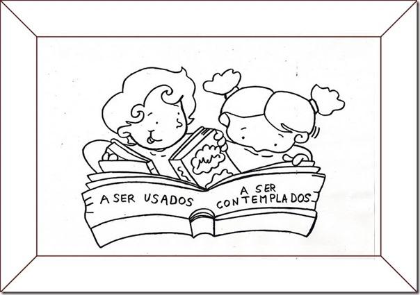 Colorear Dibujos Infantiles: Dibujos Derechos De Los