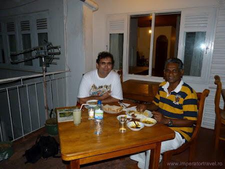Imagini Sri Lanka: cu Malik