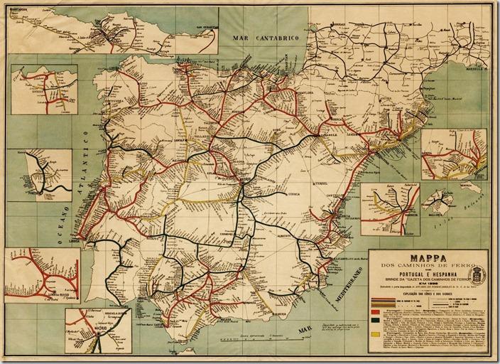 mapa dos caminhos de ferro de portugal Mapa Caminhos Ferro Portugal | thujamassages mapa dos caminhos de ferro de portugal