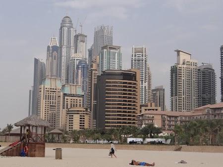 Plaja Dubai Marina