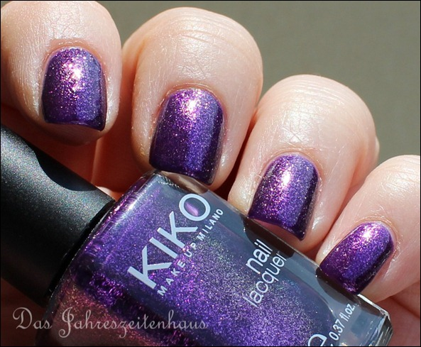 Lackaktion Lila KIKO 278