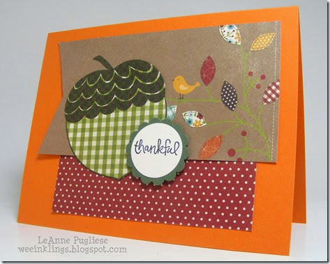 LeAnne Pugliese WeeInklings Acorn Thankful 2