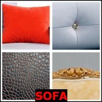SOFA- Whats The Word Answers