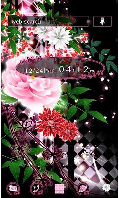 Flowers of Fortune Wallpaper - screenshot