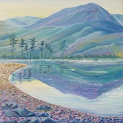 lake buttermere spring heatherbell barlow