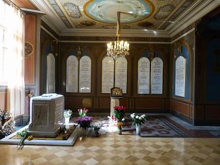 Capela ultimilor Romanovi