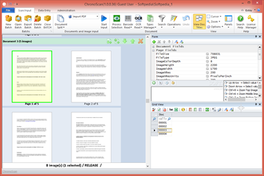 Free OCR Document Capture Software