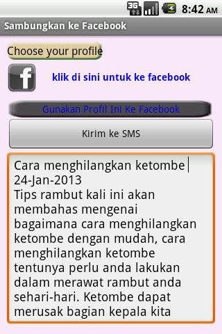 Info Kesehatan - screenshot