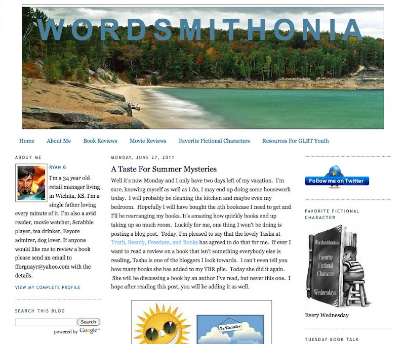 wordmithonia blog