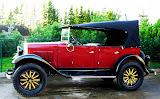 Erskine Model 50 Touring, 1927
