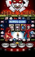 Screenshot of Jokers Wild Slot Machine HD