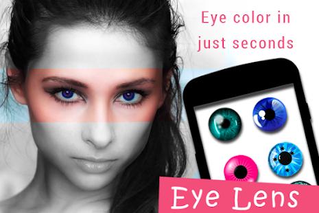 Change Eyes Color - náhled