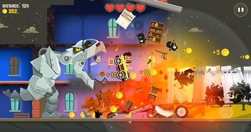 Descargar Aliens Drive Me Crazy para Android