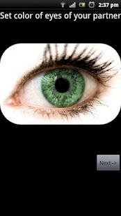 Kalkulator oczu dziecka – miniaturka zrzutu ekranu