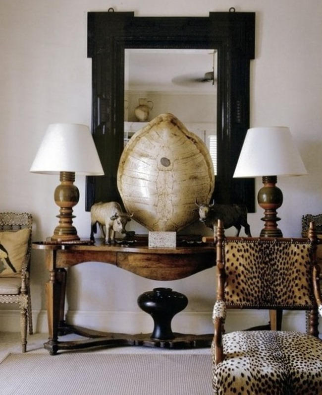 Ideal Decorating with turtle shells - Belgian Pearls XC99