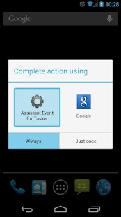 Assistant Event for Tasker – Vignette de la capture d'écran
