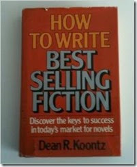 Koontz writing book
