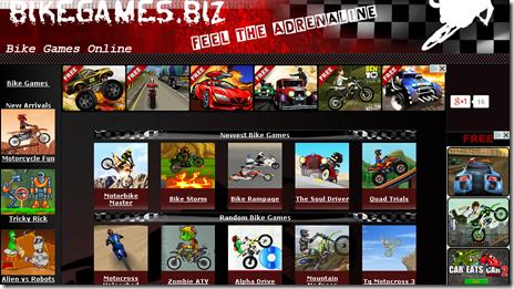 jocuri cu motociclete online